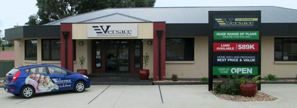 Versace Quality Home Builders Mount Gambier